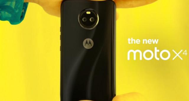 """Ecco le info sulla data di uscita, sulle caratteristiche tecniche,il  prezzo e sull'assistente vocale """"Alexa"""" del nuovo Motorola X4 presentato all'IFA di Berlino."""