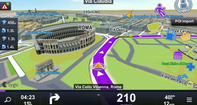 Ecco le migliori applicazioni disponibili sia su dispositivi Android che iOS per la navigazione satellitare mediante l'ausilio del GPS.