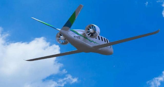 Velivoli elettrici, la nuova frontiera della tecnologia è l'aereo ibrido: Zunum promette grande risparmio nei consumi e minor tempo per il viaggio.