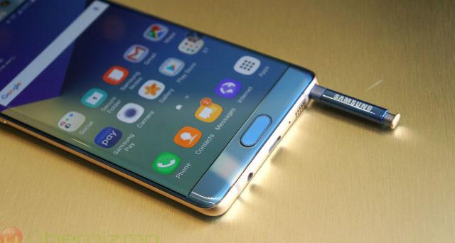 Galaxy Note 9, sensori biometrici nello schermo, primi rumors scheda tecnica e uscita
