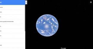 Google Maps alla conquista della galassia, ora è possibile visitare il nostro sistema solare