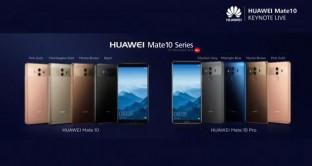 Huawei Mate 10 Pro, uscita in Italia, scheda tecnica ufficiale e prezzo – Da noi costa di più