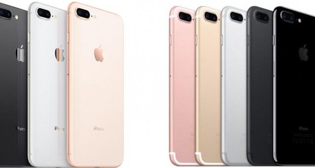 iphone 8 plus gold prezzo
