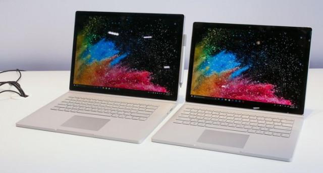 Microsoft annuncia Surface Book 2, il laptop metà tablet e metà pc. Scheda tecnica, uscita e prezzo del modello. Tra le caratteristiche spicca la batteria.