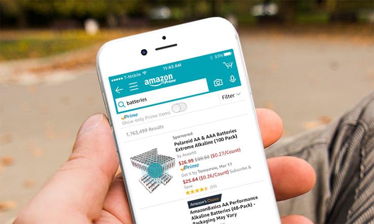 Amazon lancia ar view nuova funzione per vedere gli for Amazon oggetti per la casa