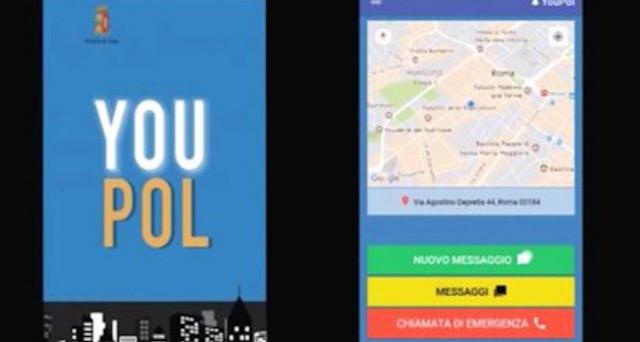 YouPol, la app che dice stop a bullismo e cyberbullismo. Già presente a Catania, Roma e Milano, da agosto 2018 operativa in tutta Italia.