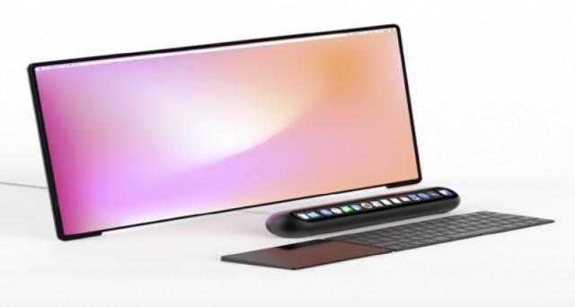 Luois Berger Group pubblica foto concettuali del prossimo Mac, ecco cosa potrebbe proporre Apple per i suoi pc futuri. Face ID anche qui?