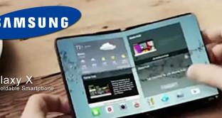 Galaxy X, quando vedremo lo smartphone pieghevole Smasung?