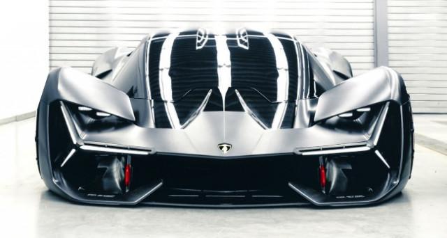 Presentata la nuova Lamborghini Terzo Millennio, l'auto del futuro che è più di un semplice concept. Sarà elettrica e capace di ripararsi da sola.