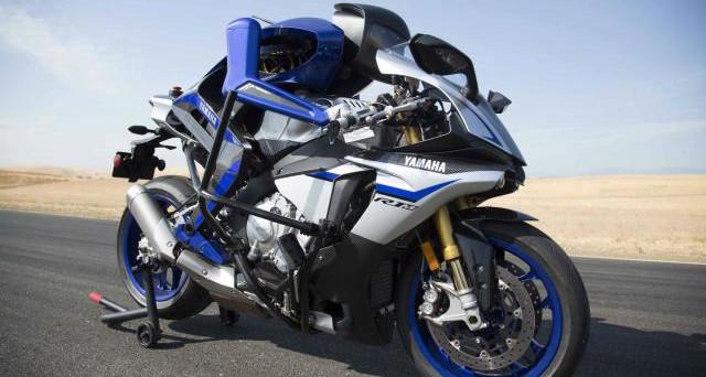 Yamaha presenta Motoroid, il nuovo concept di moto elettrica che sintetizza l'obiettivo
