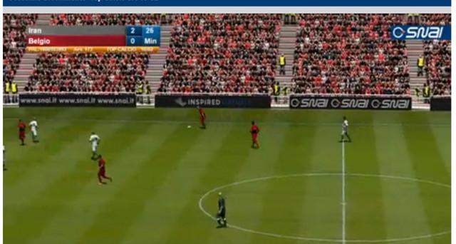 Realtà virtuale e IA nello sport e se un giorno il calcio diventasse come PES e FIFA