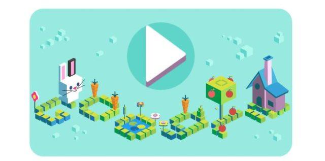 Google lancia un nuovo doodle oggi, il gioco interattivo del coniglio. Dagli anni 60 ad oggi, i linguaggi di programmazione per bambini hanno fatto passi da gigante.