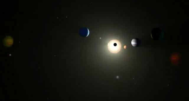 Scoperto nuovo sistema solare grazie all'IA di Google e NASA