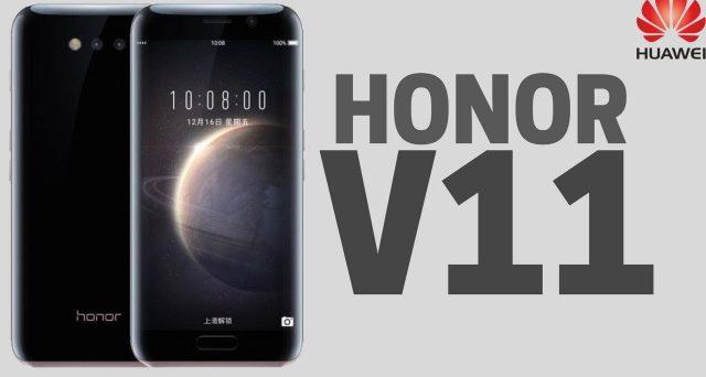 Huawei si prepara a lanciare il nuovo Honor V11, caratteristiche ottime per un prezzo sempre contenuto. Rumors scheda tecnica e uscita.