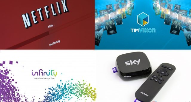 Catalogo Infinitiy, Netflix e Sky di ottobre, uscite incredibili