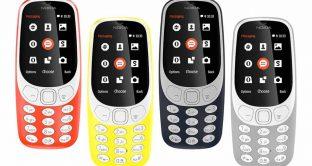 Nokia 3310 in 4G, con il telefonino vintage ora si comincia a ragionare