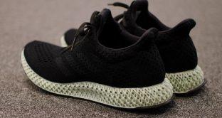 Scarpe hi-tech Adidas, al via le FutureCraft 4D create con stampanti 3D