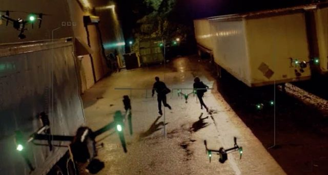 Dagli USA il via libera per il progetto che vedrà a breve i droni fattorino per Amazon ed altri e-commerce come nell'ultimo angosciante episodio di X Files.