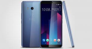 HTC U12, smartphone con riconoscimento facciale, scheda tecnica, uscita e prezzo