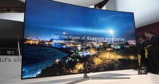 Samsung Smart Tv Oled, il televisore senza fili che si mimetizza con l'arredamento