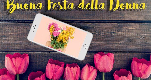 Oggi è la festa della donna, ecco i consigli in chat per festeggiare con WhatsApp e altri social la famosa ricorrenza dell'8 marzo.
