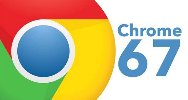 Google lancia Chrome 67, il nuovo browser per Mac, Windows e Linux. Più sicuro, più veloce e più performante verso i tanti sensori dei nostri dispositivi.