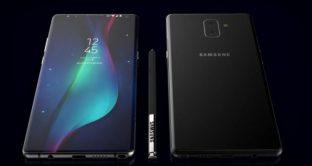 Galaxy Note 9, uscita caratteristiche e prezzo, ultimi rumors