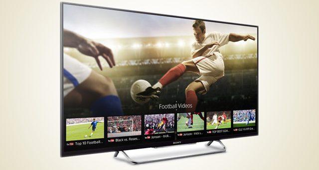 Smart tv Sony, l'azienda mostra per errore le prossime uscite