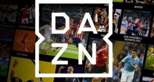 DAZN multiview su Apple Tv, aggiornamento per vedere 4 canali in contemporanea