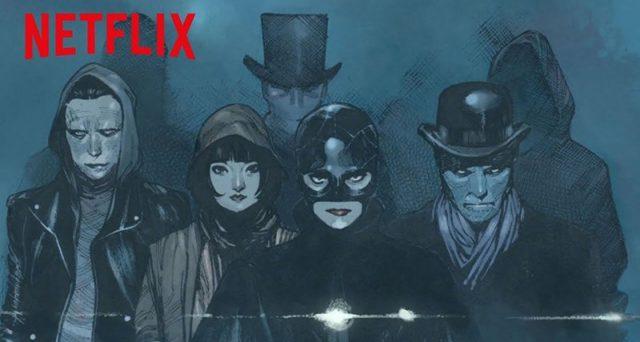 Incontenibile Netflix, ora ci prova anche con il mondo dei fumetti, arriva la miniserie The Magic Order, in preordine a 3,99 dollari.