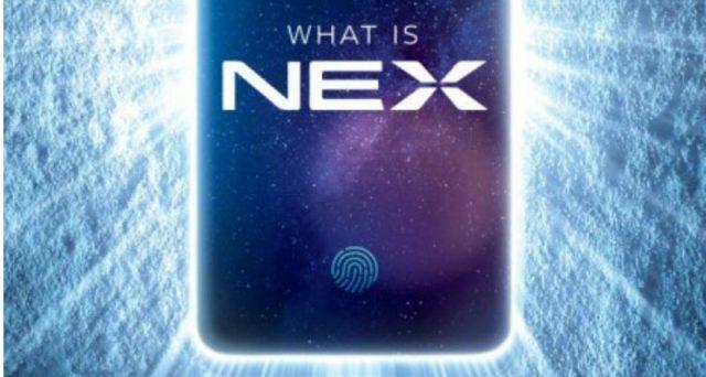 Vivo Nex, lo smartphone gigante senza cornici, scheda tecnica