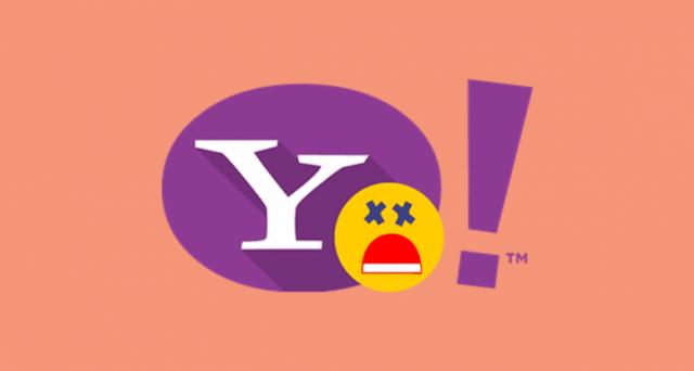 Yahoo Messenger saluta e se ne va, il 18 luglio si spegne una delle chat più vecchie del web. Ormai aveva perso la sua fetta di mercato.