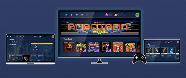 Antstream, la Netflix dei videgiochi, titoli vintage nella piattaforma