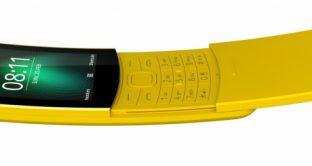 Banana Phone Nokia, lo smartphone essenziale torna a soli 89 euro