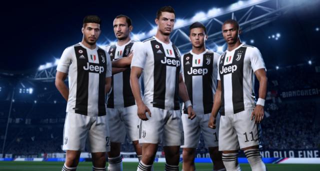 Ronaldo arriva alla Juve, EA Sport fa gli auguri al suo uomo immagine. FIFA 19 però porta con sé un'esclusività che potrebbe al cuore di molti tifosi.