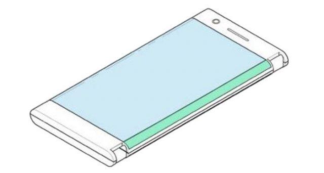 Smartphone pieghevole, anche LG deposita il suo brevetto. Nel 2019 metteremo i device in un piccolo taschino.