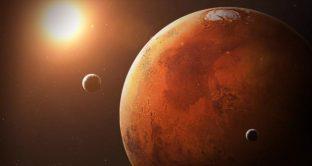 Marte si avvicina alla Terra, nella notte di oggi 31 luglio il pianeta rosso dà spettacolo