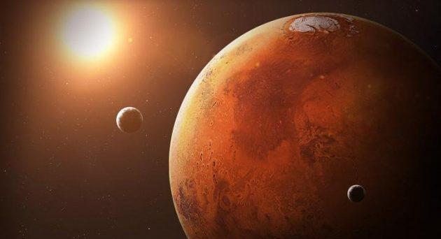 Marte torna ad avvicinarsi alla Terra, stanotte il pianeta rosso sarà più grande, anche Facebook celebra l'evento.