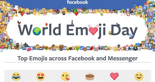 Oltre un miliardo di emoji al giorno, numeri che fanno accapponare la pelle, ma noi li festeggiamo con il World Emoji Day.