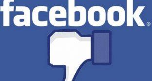 Facebook down, tanti utenti non riescono a collegarsi