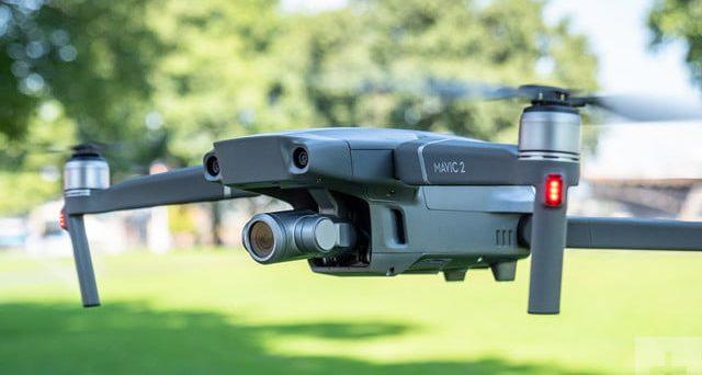 Mavic 2 Zoom e Mavic 2 Pro, nuovi droni DJI, il top per le foto aeree