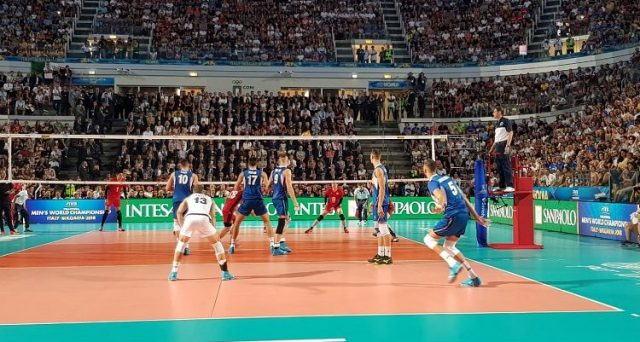 Siamo alle Final Six, la fase clou del mondiale di Volley, ecco il calendario e le info per lo streaming.