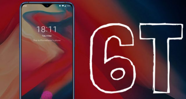 OnePlus 6T conferma i lettore in-display, rumors scheda tecnica