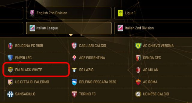 Niente Juventus per PES 2019, anche quest'anno i bianconeri non faranno parte del roster delle squadre, i diritti sono esclusiva di EA Sport.