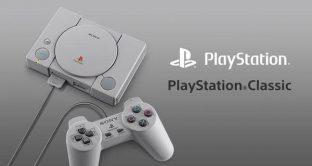 Arriva la PlayStation Classic Mini, progetto vintage della Sony. 20 giochi inclusi nella console.