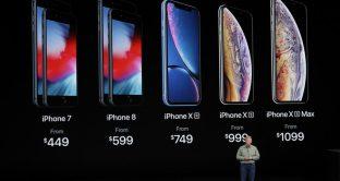 Offerte iPhone XS, ecco come portarselo a casa a rate e a prezzo speciale
