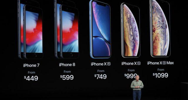 Ufficiale iPhone XS e XS Max, ecco la scheda tecnica, l'uscita e il prezzo dei nuovi melafonini. Svelato anche iPhone XR.