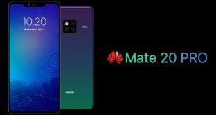 Huawei Mate 20 Pro, il meglio della tecnologia in un unico dispositivo