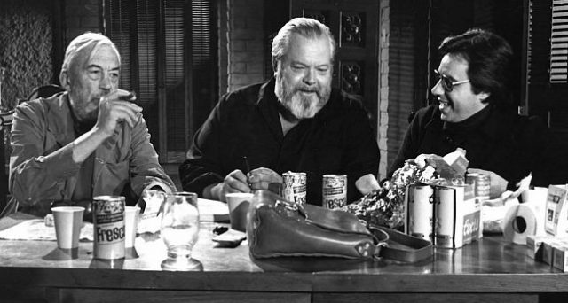 Il grande cinema di Orson Welles sta per risorgere grazie a Netflix, il 2 novembre esce il film The Other Side of The Wind.