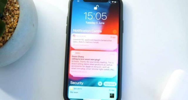 Aggiornamento iOS 12.0.1, problema risolto, l'update elimina il bug del Wi Fi